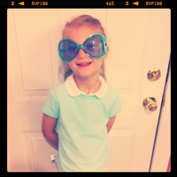 Kate Dressed As Ettabetta For Super Kids Day At School