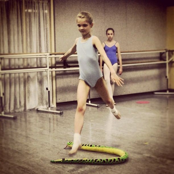 Thoroughly Enjoyed Getting To Observe Kate S Ballet Class
