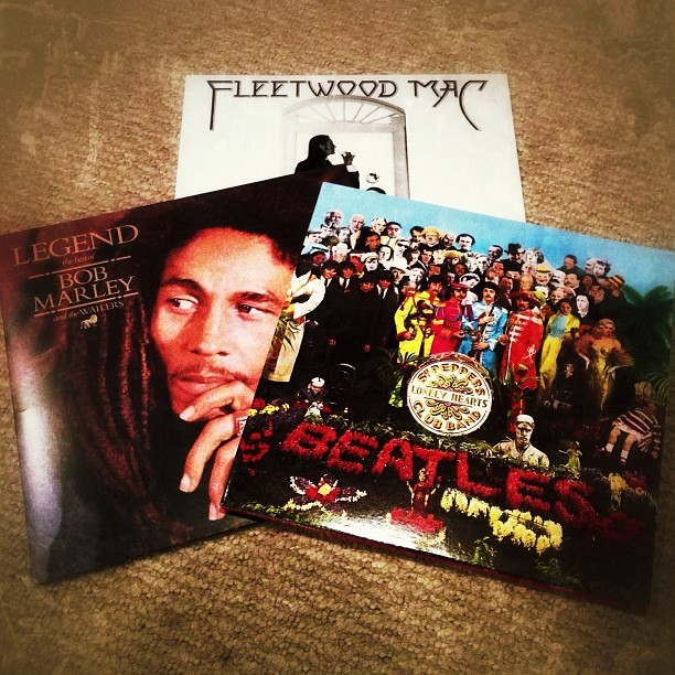 New vinyl 1 fleetwood mac bob marley legend and the beatles new vinyl 1 fleetwood mac bob marley legend and the beatles sgt peppers lonley hearts club band running with team agee thecheapjerseys Image collections