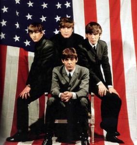 BeatlesAmericanFlag