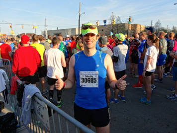 2014 One America 500 Festival Mini Marathon Race Recap