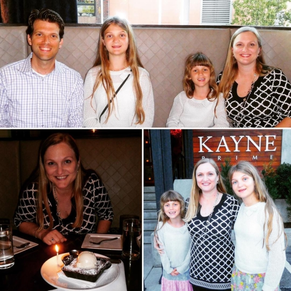 Last night we enjoyed a glorious dinner at Kayne Prime to celebrate Olivia's birthday. #food #steak #wagyubeef