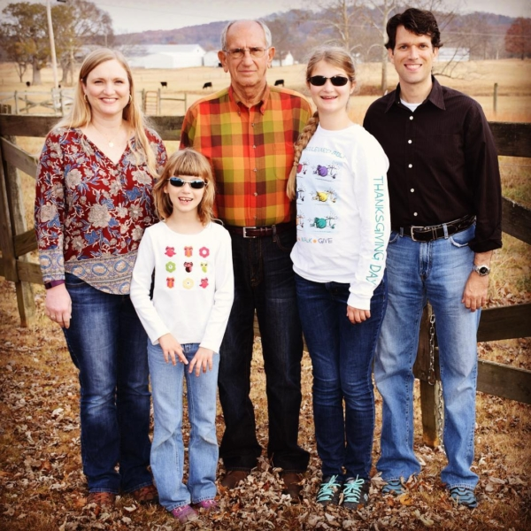Happy Thanksgiving from the Agee family! #family