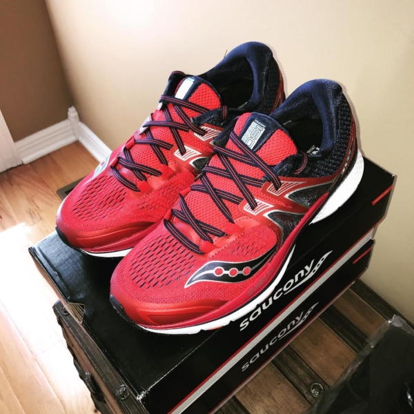 New Shoe Day Part 2 Saucony Triumph Iso 3 In Red Running Runningshoes Findyourstrong