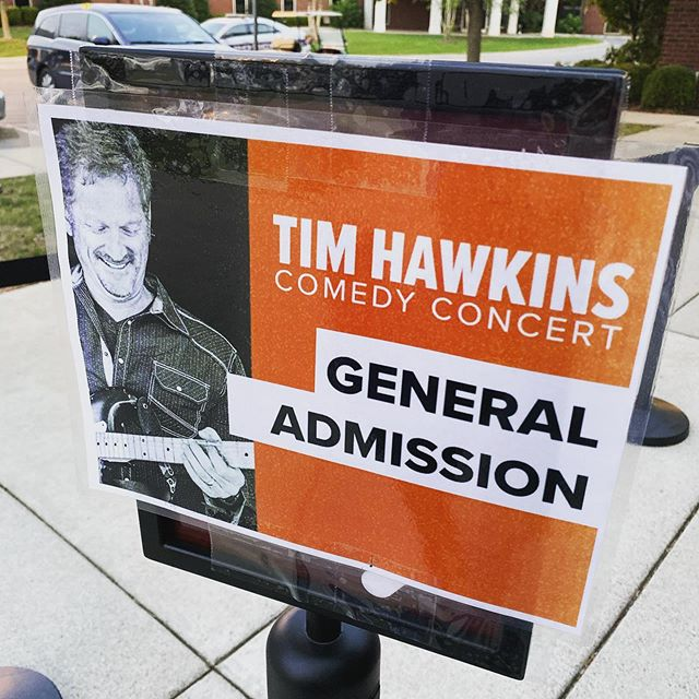 Let's do this - @timhawkinscomic #family #comedy