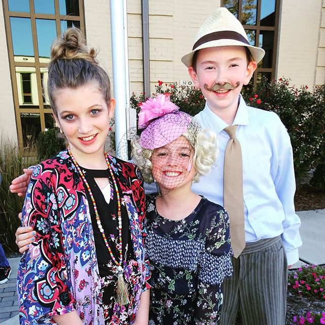 Well...that's a wrap for Annie! The show was so much fun and we are SUPER PROUD of Sara as Miss Hannigan! #family #musical #theater #musicaltheater