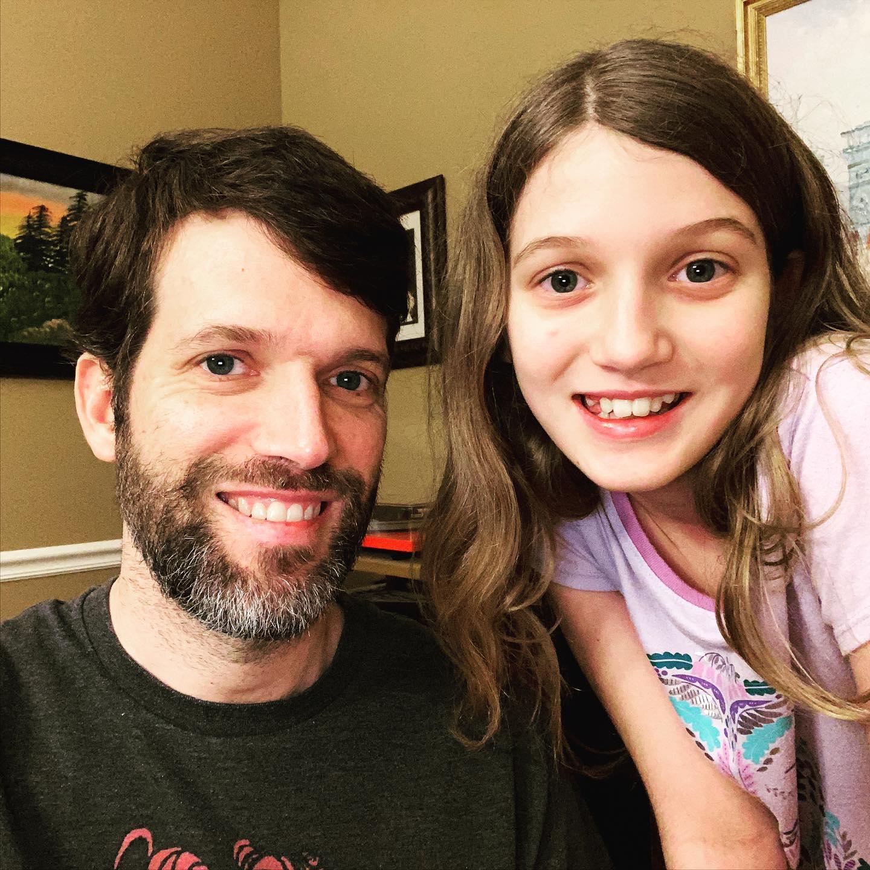 Self-quarantine beard update: Day 28. Should I keep it? #family #beard #stayhome
