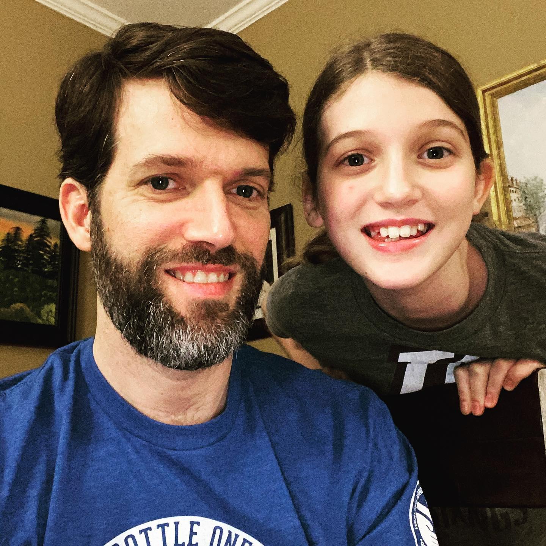 Self-quarantine beard update - Day 42 #family #beard