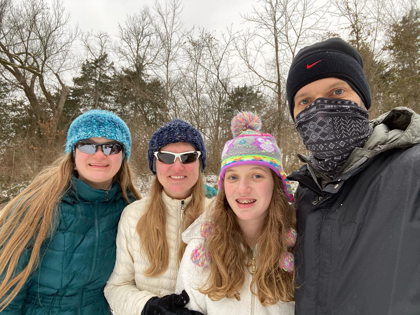 This week has been a lot of fun! #family #snow