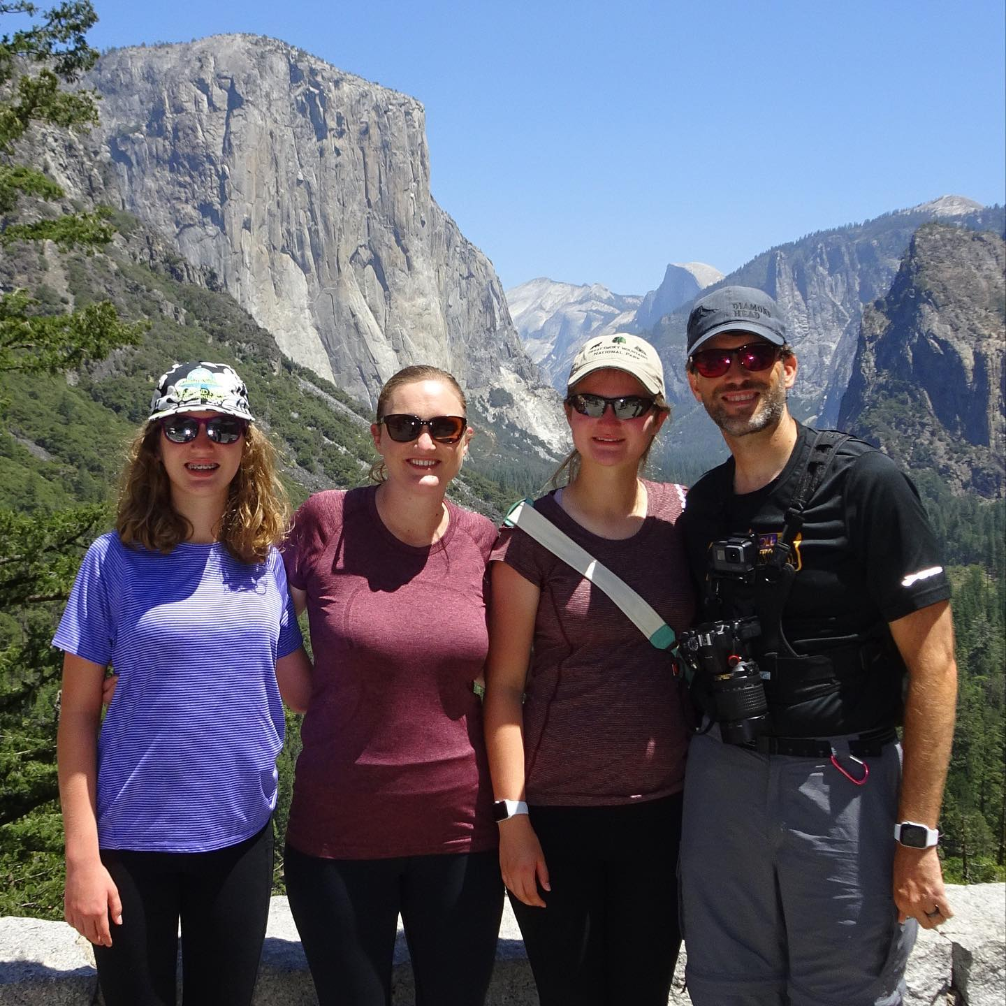 We interrupt our San Francisco vacation to bring you…Yosemite!! #travel #family