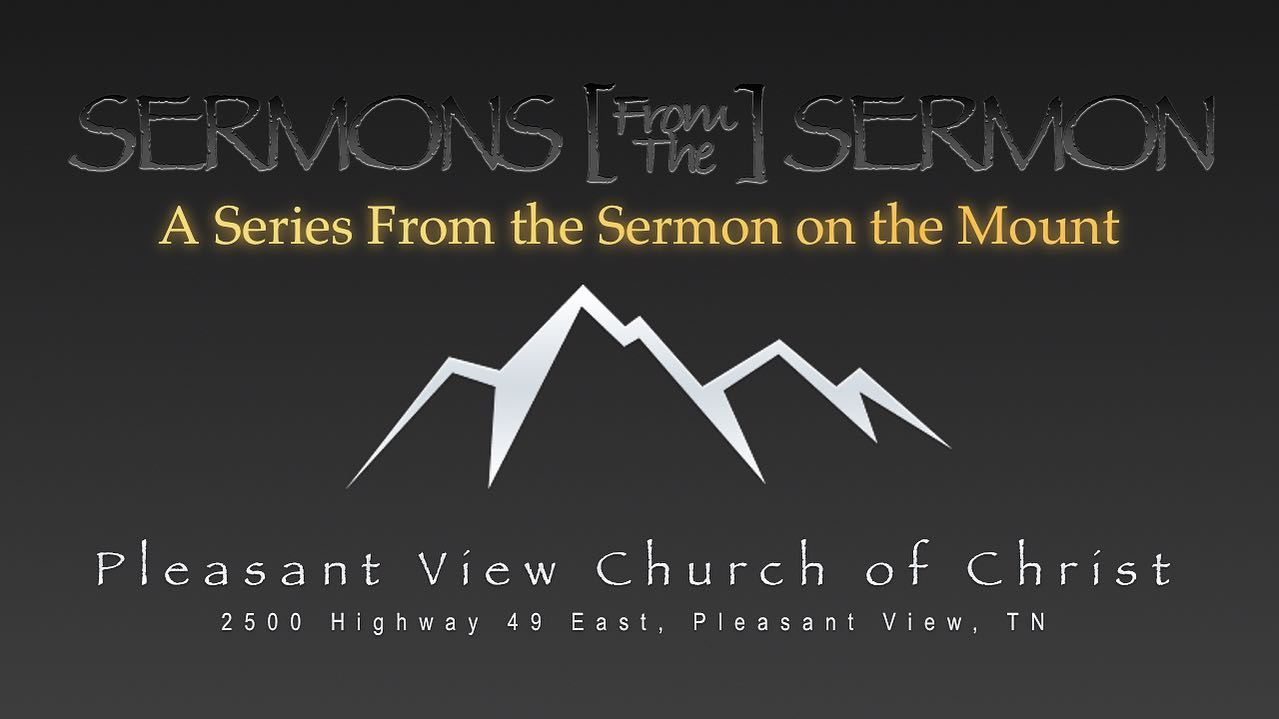 """Starting this Sunday, October 17 at 10:30am: """"Sermons from the Sermon"""" - A new sermon series from the Sermon on the Mount. More details and a preview video coming tomorrow. We welcome all to join us in person or via Facebook Live."""